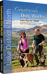 Countryside Dog Walks in the Lake District North book